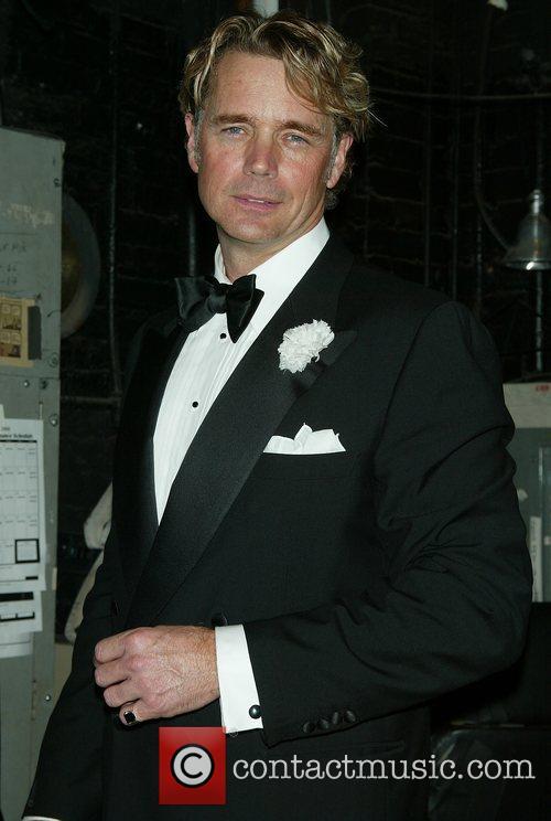 John Schneider in his first performance as Billy...