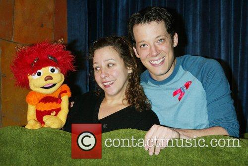 Root, Heather Asch and John Tartaglia in-store appearance...