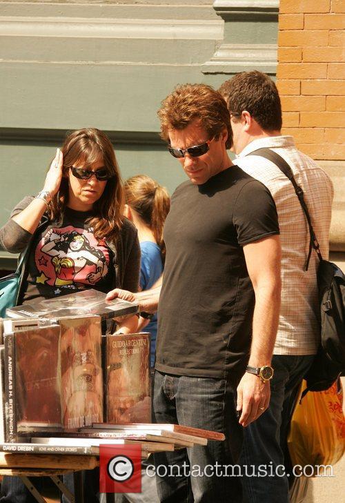 Jon Bon Jovi and Bon Jovi 7