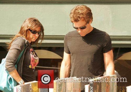 Jon Bon Jovi and Bon Jovi 4