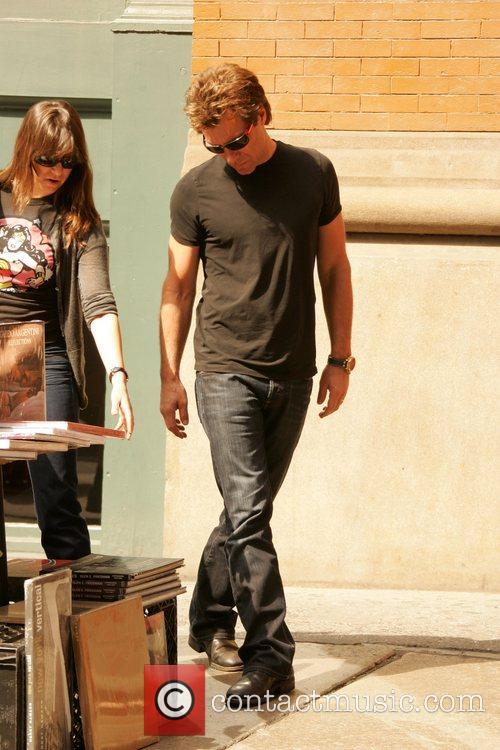 Jon Bon Jovi and Bon Jovi 2