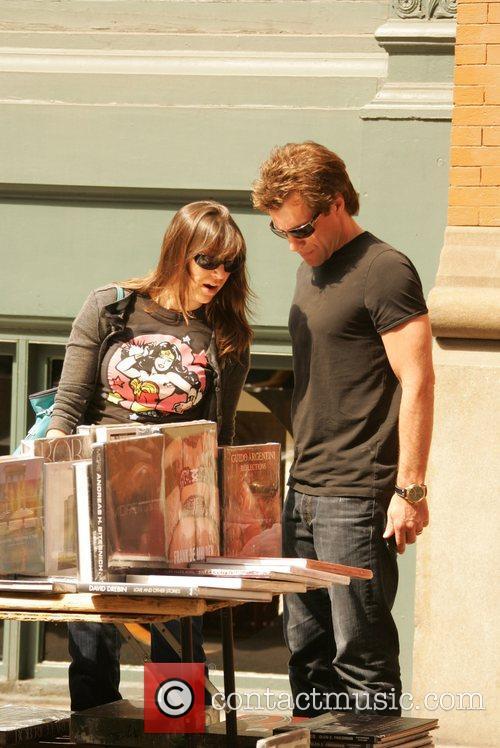 Jon Bon Jovi and Bon Jovi 8