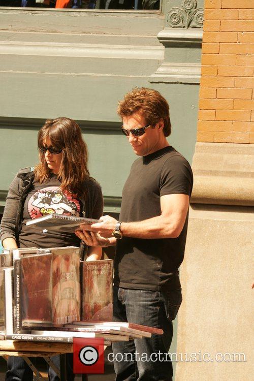 Jon Bon Jovi and Bon Jovi 6