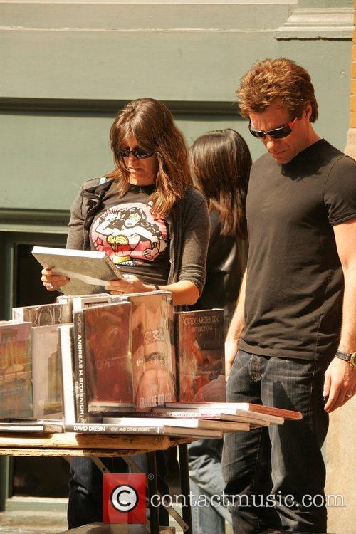 Jon Bon Jovi and Bon Jovi 5