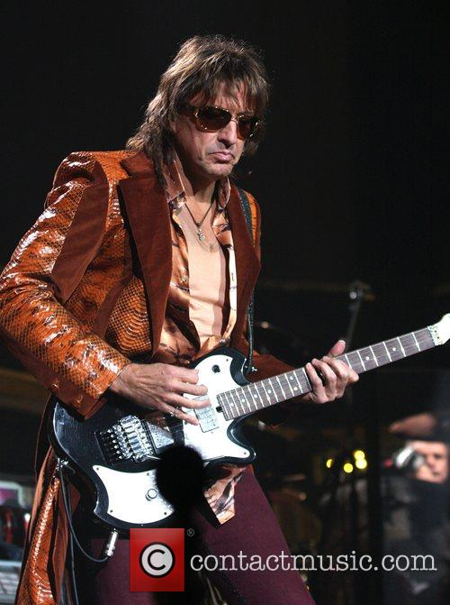 Richie Sambora performing live in concert at the...