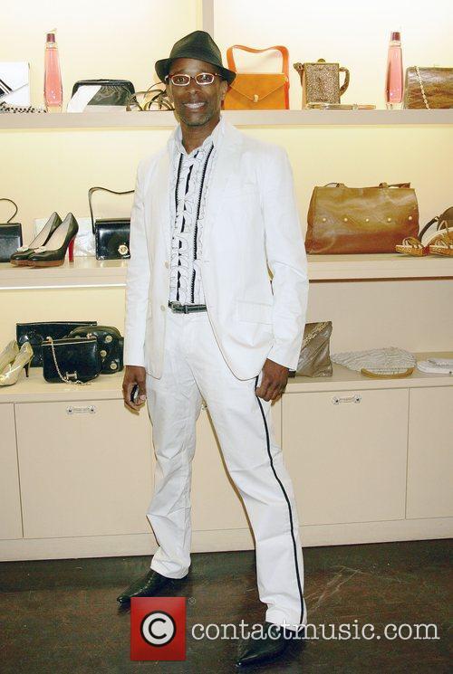 Jonathan Bodrick owner of 'B.O.R.N Vintage Boutique' at...