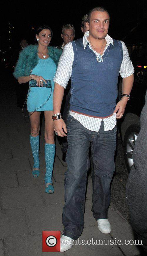 Katie Price and Peter Andre 14