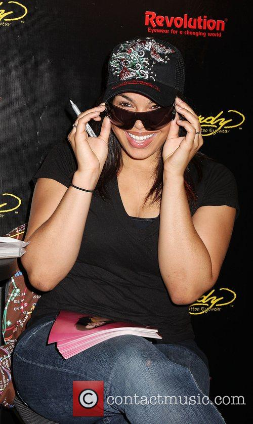 Jordin Sparks appears at Vision East Expo for...