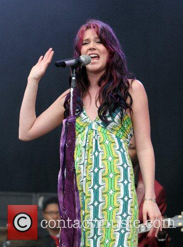 Joss Stone, Knowsley Hall Music Festival