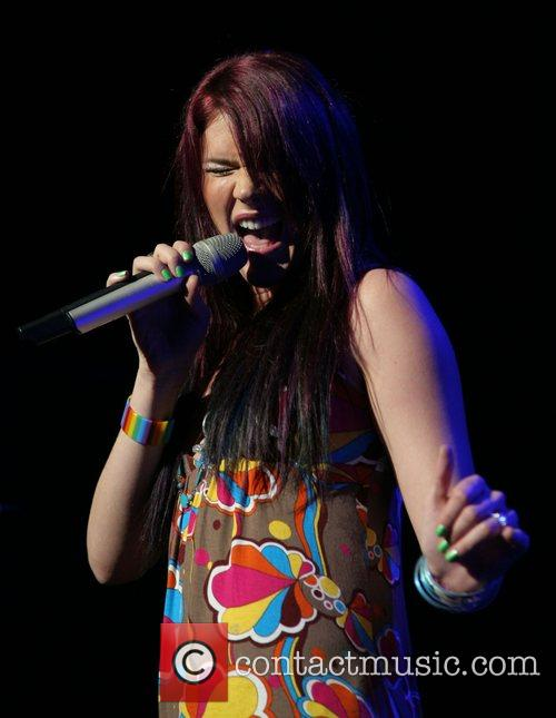 Joss Stone  performing live at Indigo2...