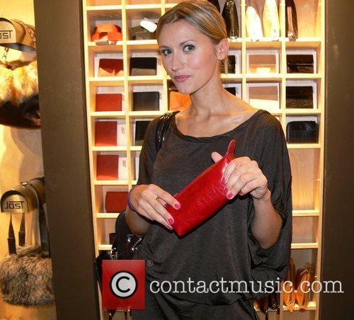 Yvonne Hoelzel Jost Store Opening at the Hackesche...