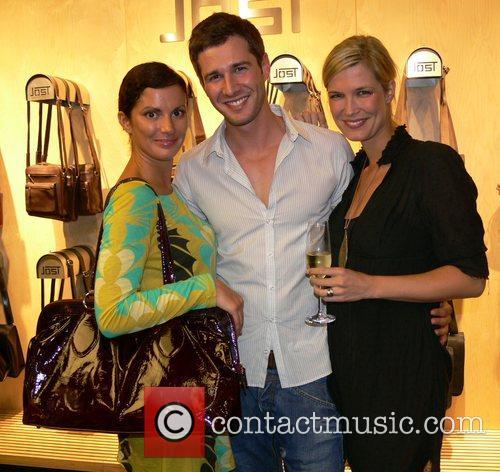 Kerstin Linnartz, Jochen Schropp and Verena Wriedt Jost...