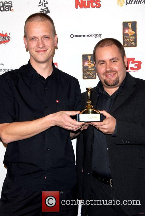 The Vivendi Retailer of the Year Award 2007...