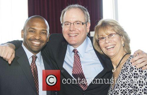 Emmy nominated TV personality Judge David Young at...