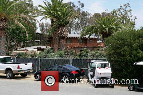 Julia Roberts beachfront home in Malibu is undergoing...