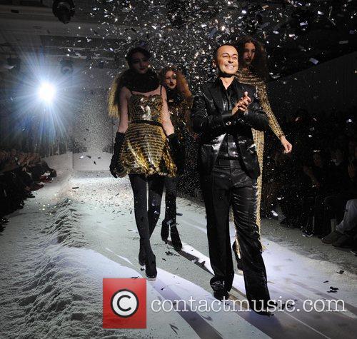 Julien Macdonald London Fashion Week Autumn/Winter 2008 -...