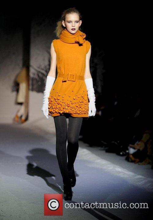 Model London Fashion Week Autumn/Winter 2008 - Julien...