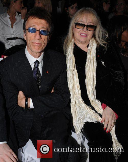 Robin Gibb London Fashion Week Autumn/Winter 2008 -...