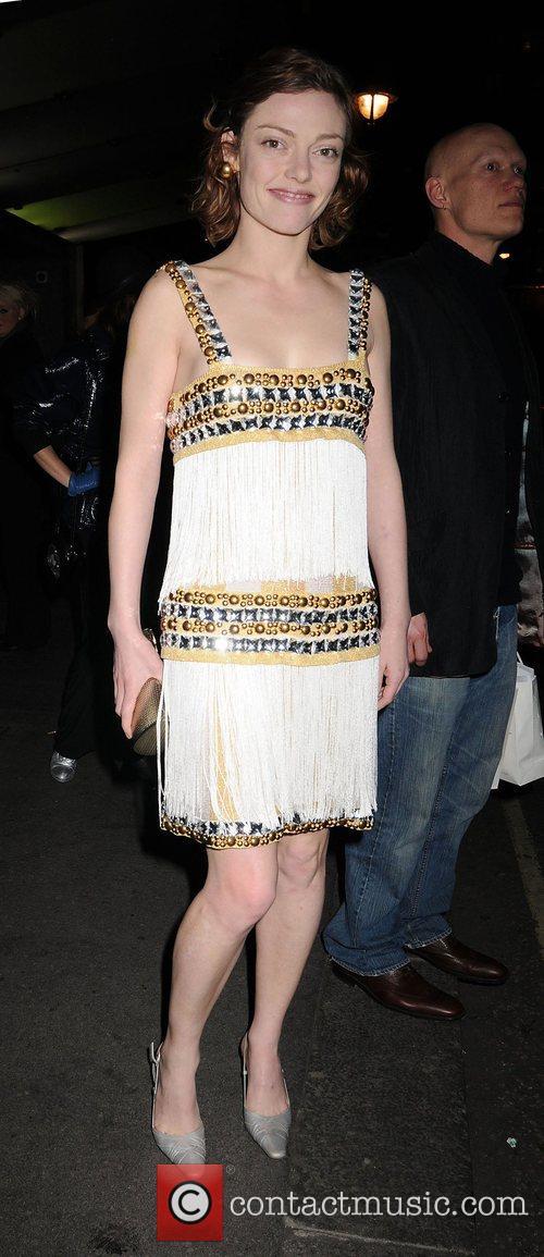 Camilla Rutherford London Fashion Week Autumn/Winter 2008 -...