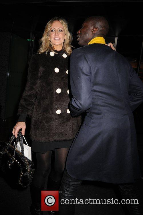Lady Victoria and Oswald  London Fashion Week...