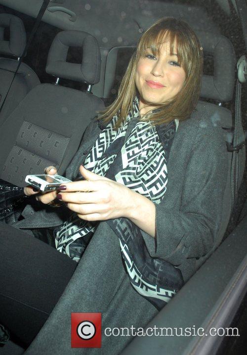 Rachael Stevens London Fashion Week Autumn/Winter 2008 -...