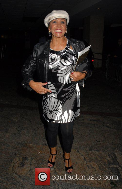 Shirley Bassey, London Fashion Week