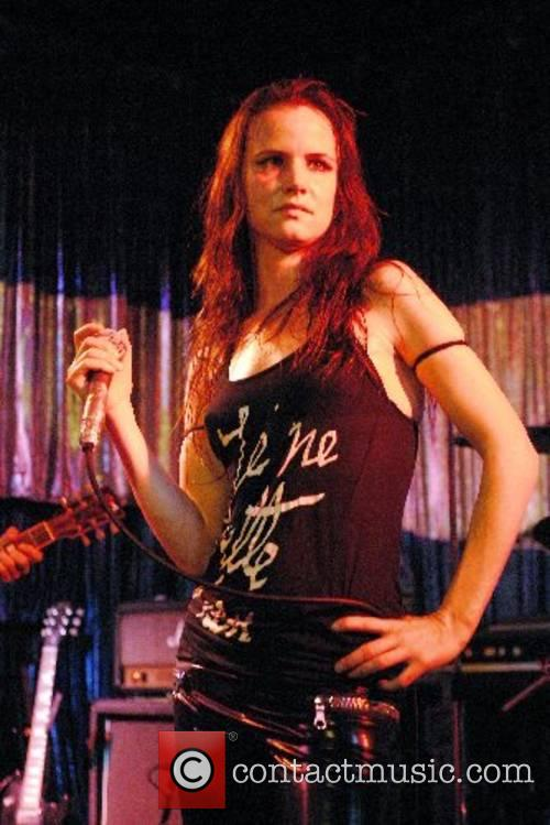 Juliette Lewis and Juliette And The Licks 1