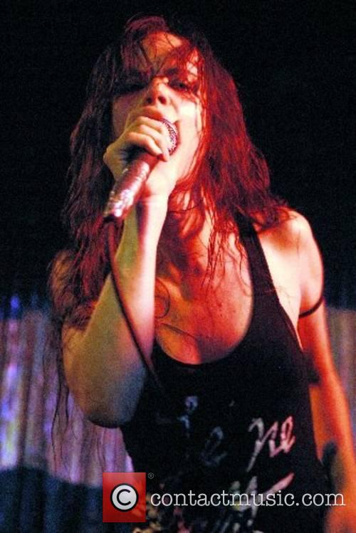 Juliette Lewis and Juliette And The Licks 4