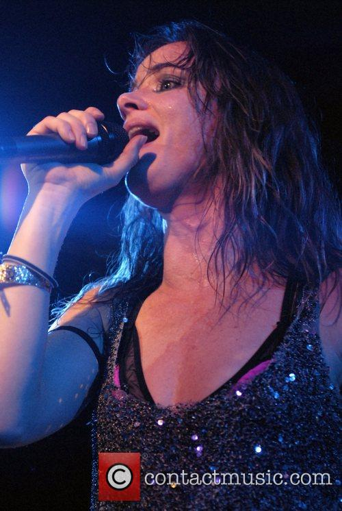 Juliette Lewis, Juliette And The Licks, Roxy Theatre