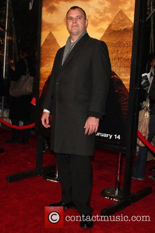 New York Premiere of 'Jumper' at the Ziegfeld...