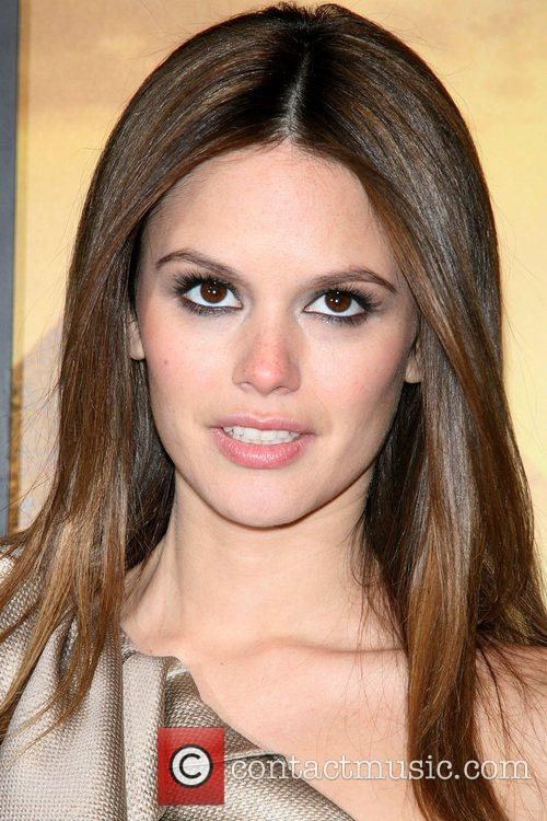 Rachel Bilson and Ziegfeld Theatre 1