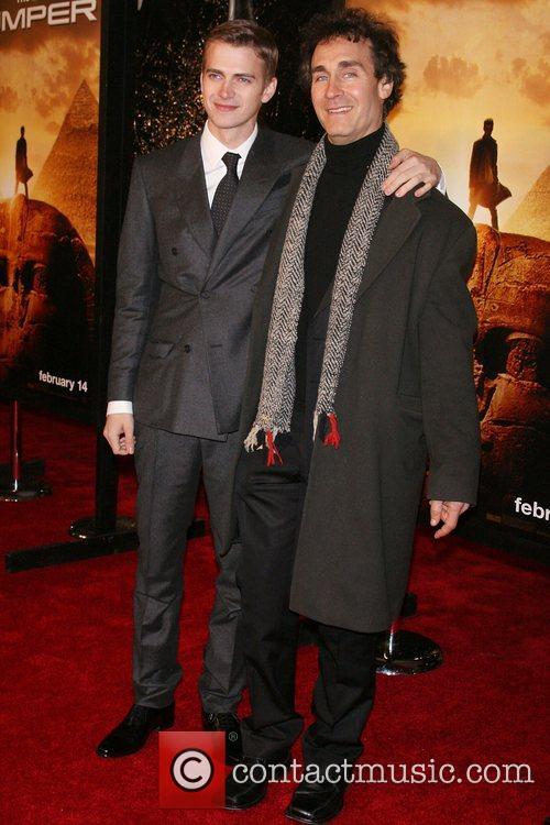 Hayden Christensen, Doug Liman New York Premiere of...