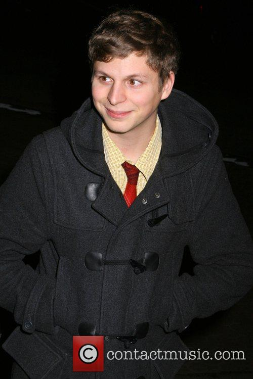 Michael Cera Premiere of 'Juno' held at the...