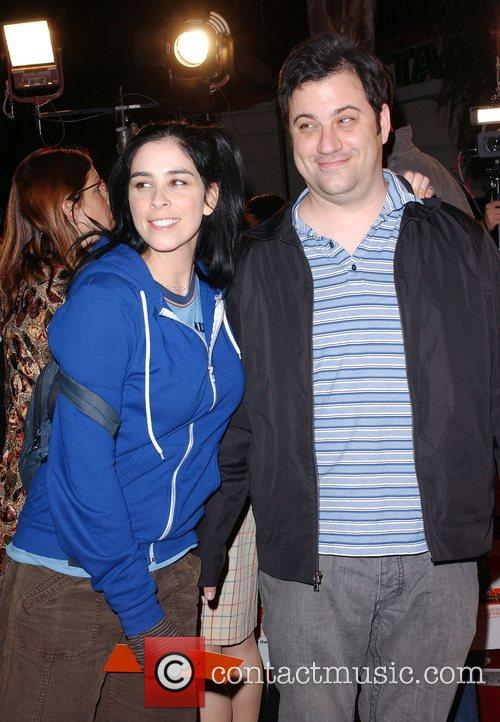 Sarah Silverman and Jimmy Kimmel Premiere of 'Juno'...