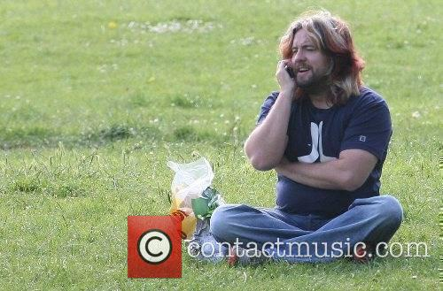 Justin Lee Collins, TV co-presenter of 'The Friday...