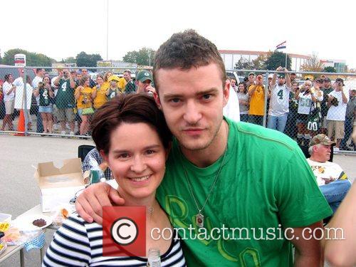 Justin Timberlake, Chicago, James Van Der Beek, Jessica Biel and The Game 3