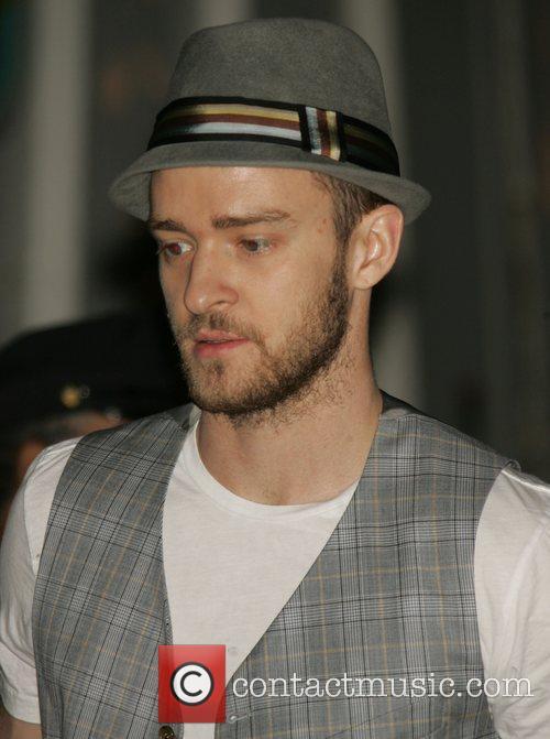 Justin Timberlake 7