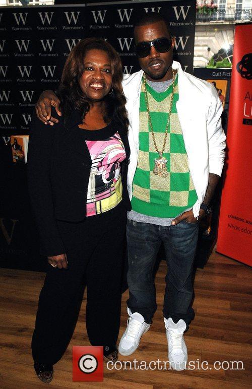 * WEST'S MOTHER DIES Rapper KANYE WEST is...