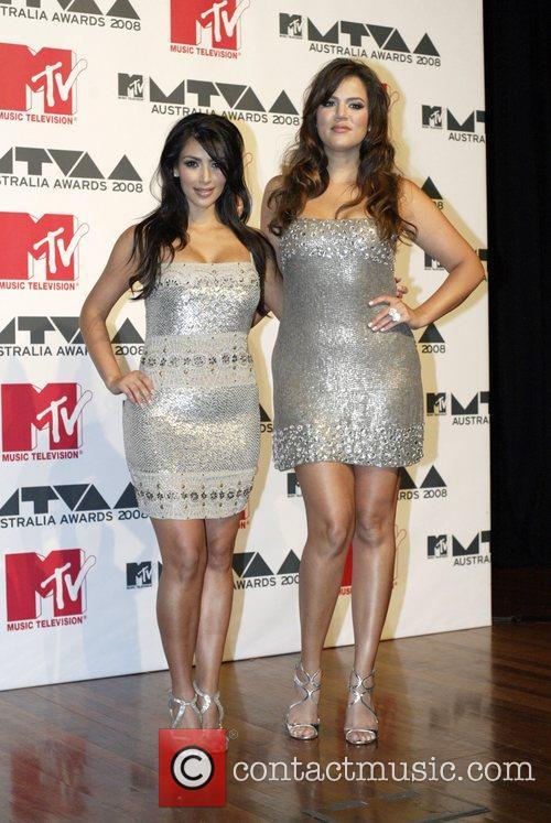 Kim Kardashian and Mtv 8