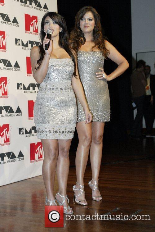 Kim Kardashian and Mtv 11