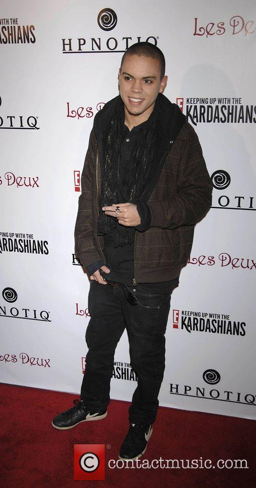Evan Ross Season two launch of 'Keeping up...