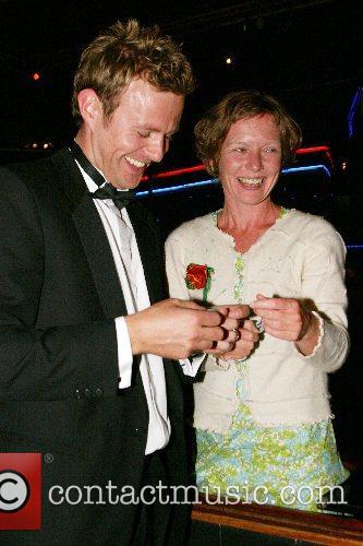 Tom Lister and Ursula Marsden Karen Keating Charity...