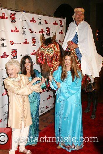 Richard Branson, Hollywood Roosevelt Hotel, The Virgin Unite 'rock The Kasbah' Event