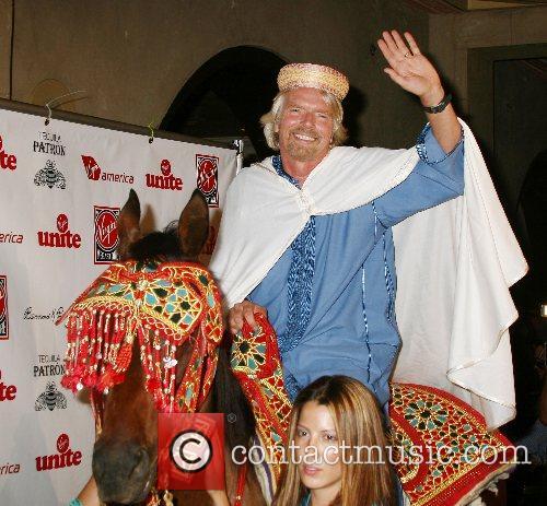 Richard Branson 18