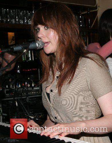 Kate Nash performing at Boogaloo North London, England