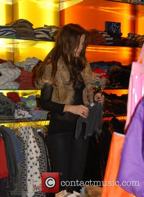 Shopping at Kitson Kids and Lisa Kline on...