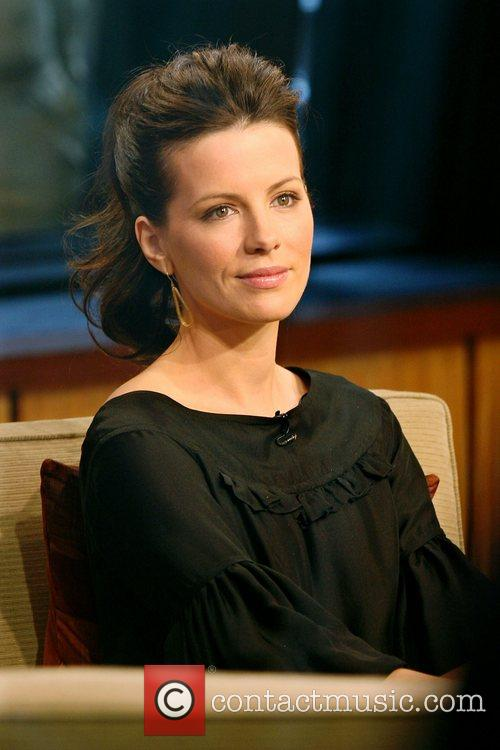 Kate Beckinsale at a taping of ABC's 'Good...