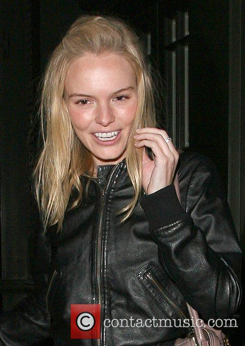 Kate Bosworth looking far from her usual elegant...