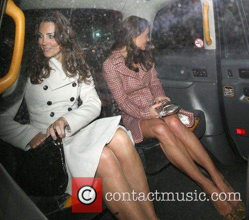 kate middleton sister pippa. Kate Middleton and her sister