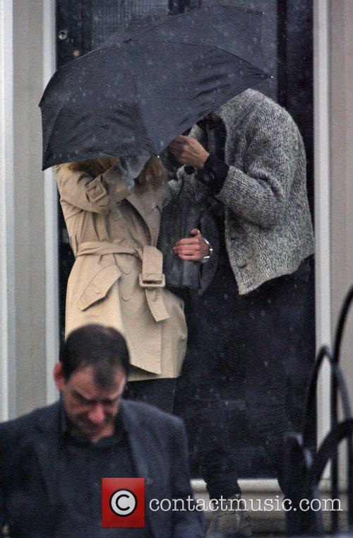 Kate Moss and Davinia Taylor 2